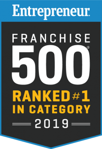 Franchise Ranked #1 Badge 2019